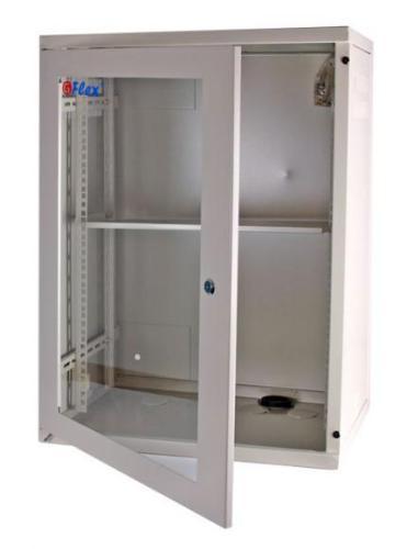LC-R19-W12U400 GFlex Standard S - Wiszące szafy teleinformatyczne 19