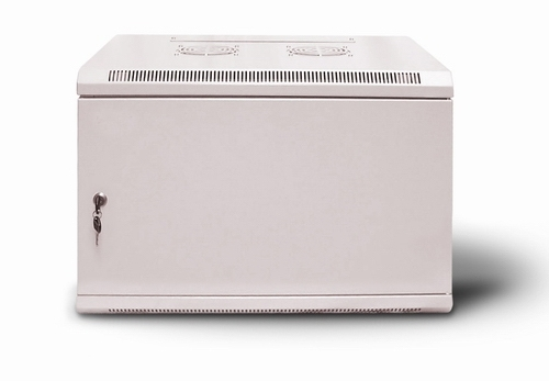 LC-R19-W9U450 GFlex Tango S drzwi metalowe - Wiszące szafy teleinformatyczne 19