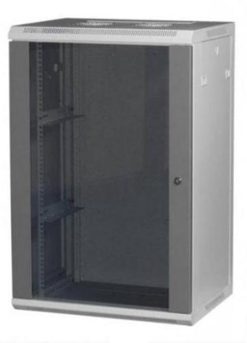 LC-R19-W18U550 GFlex Tango D dzielona - Wiszące szafy teleinformatyczne 19