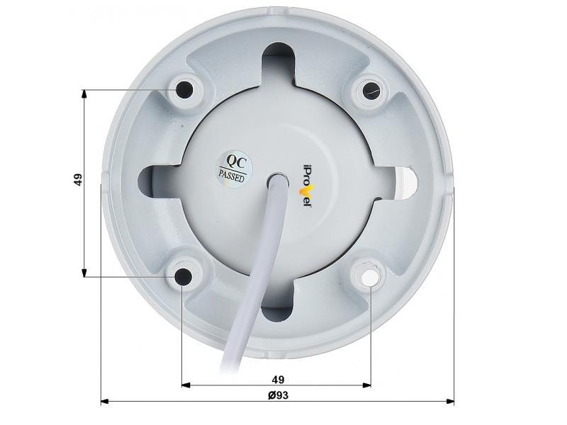 EL-HYBRO C103 - Kamery kopułkowe