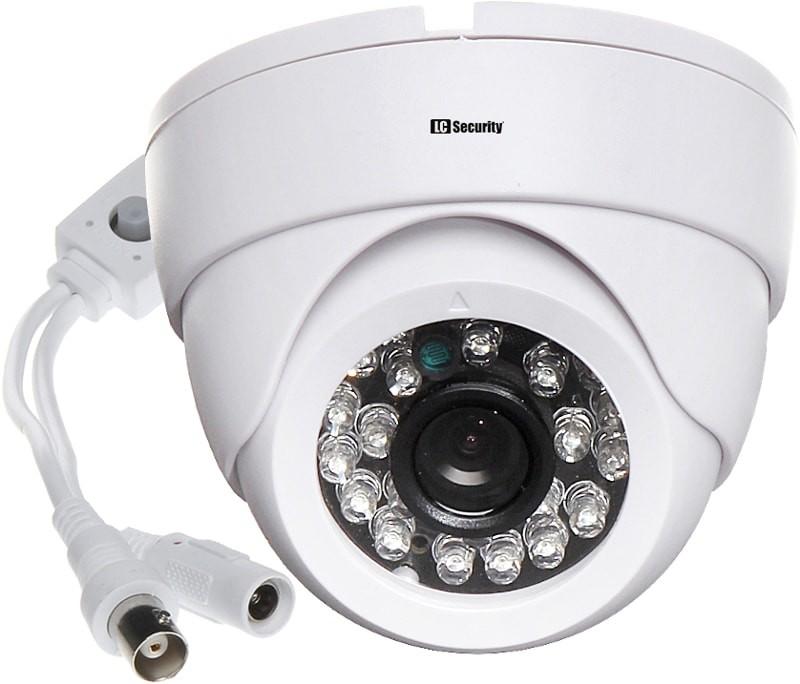 LC-305 hybrydowa 2,8 mm - Kamera HD-CVI, HD-TVI, AHD, PAL - Kamery kopułkowe