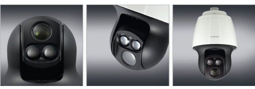 Samsung SCP-2370RH - Kamery obrotowe