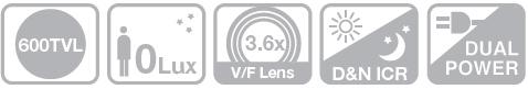 Samsung SCV-2080R - Kamery kopułkowe
