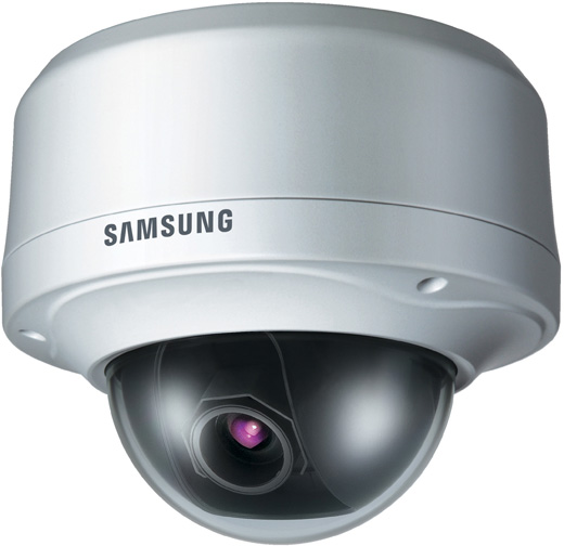SCV-3120 - Kamery kopułkowe