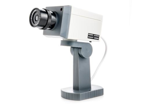 Atrapa kamery obrotowej z diodą - Atrapy