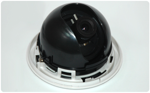 LC-602GVA - Kamery kopułkowe