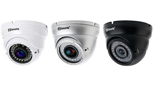 LC-SZ46Q - Kamery kopułkowe