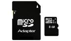 MicroSD UHS 1 8GB CL10